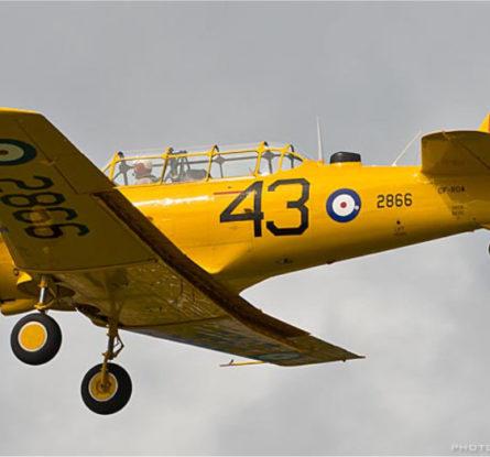 North American Harvard Mk IV
